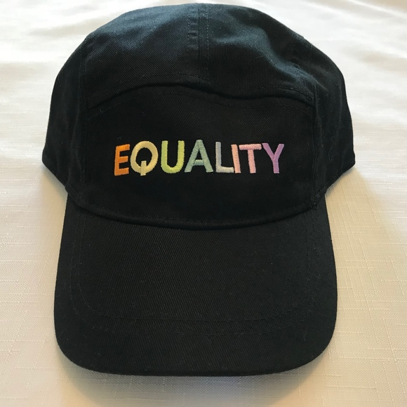 573b5c814c778 EQUALITY CAPS Hats New With Tag